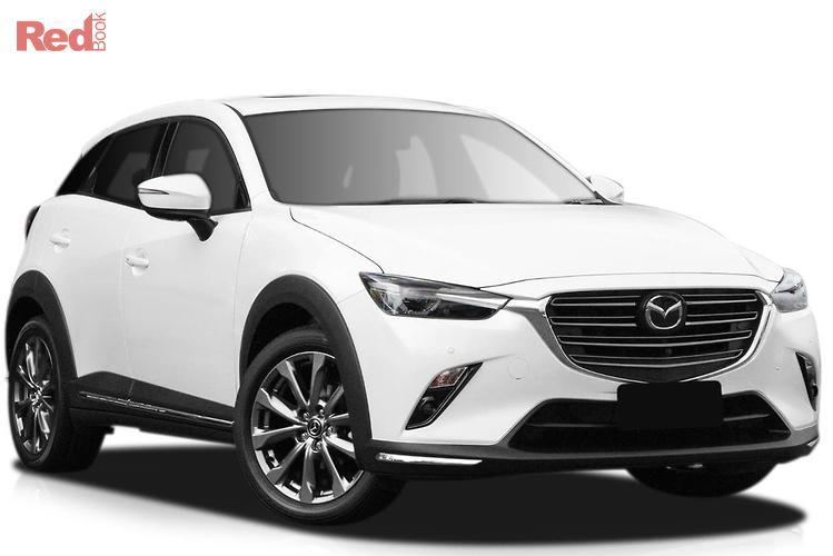 2019 Mazda CX-3 Akari LE DK