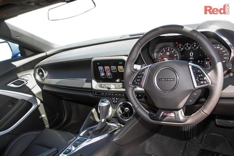 2018 Chevrolet Camaro 2SS MY18