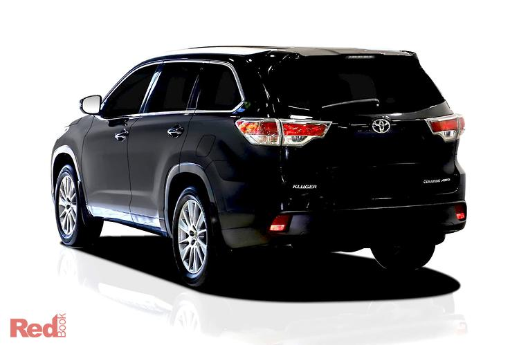 2016 Toyota Kluger Grande GSU55R AWD
