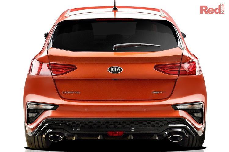 2020 KIA Cerato GT BD MY20