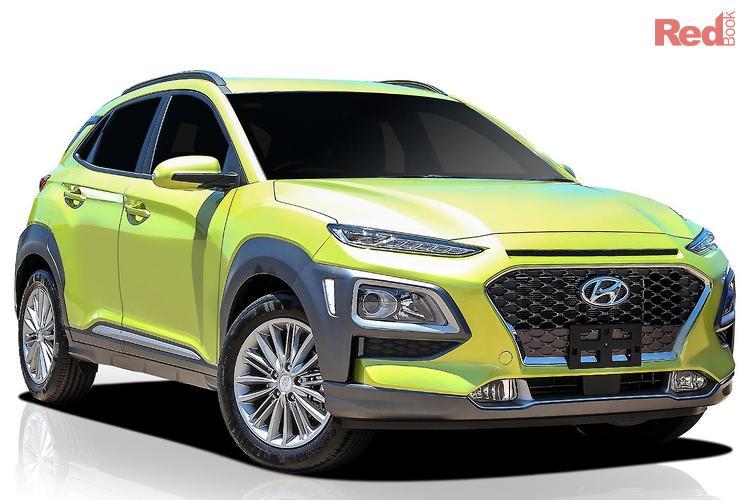 2019 Hyundai Kona Elite OS.2 MY19