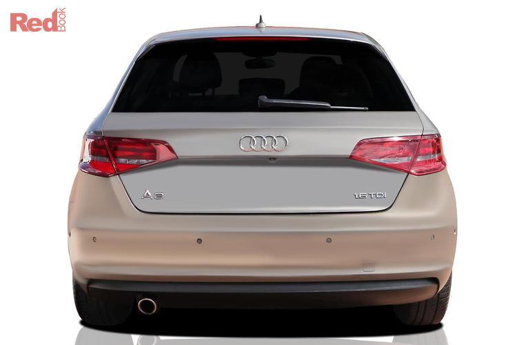 2014 Audi A3 Attraction 8V