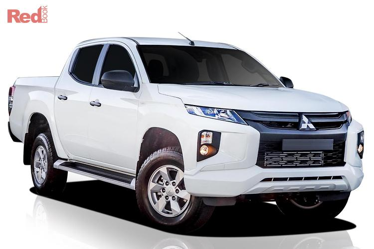 2019 Mitsubishi Triton Glx+ MR MY19