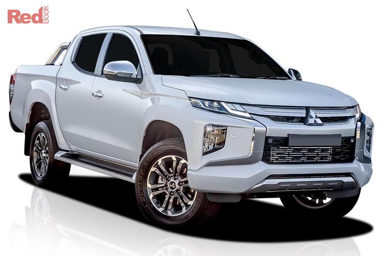2019 Mitsubishi Triton GLS MR MY19