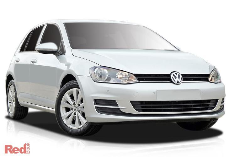 2015 Volkswagen Golf 90TSI Comfortline 7 MY15
