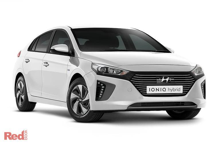 2019 Hyundai Ioniq Hybrid Elite AE.2 MY19