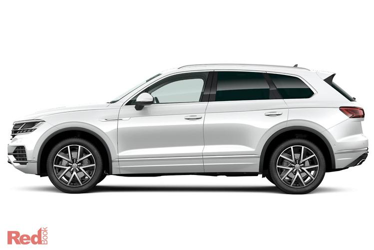 2019 Volkswagen Touareg 190TDI Launch Edition CR MY19