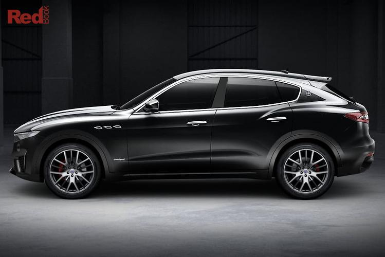 2019 Maserati Levante Gransport M161 MY19 4X4 On Demand