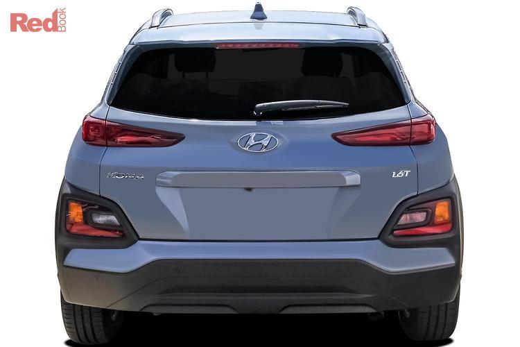 2019 Hyundai Kona Active OS.2 MY19 4X4 On Demand