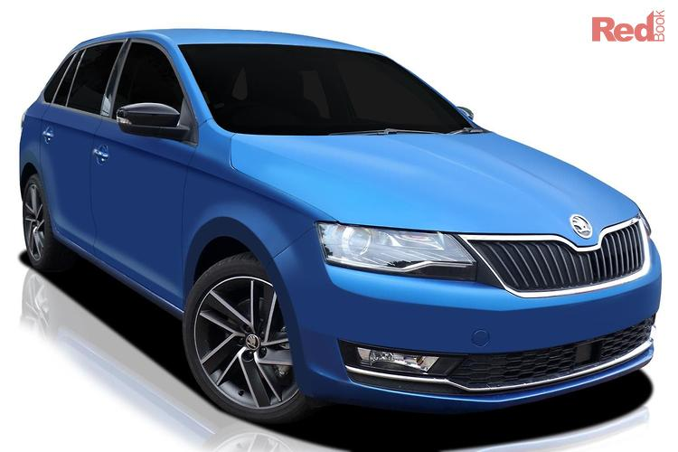 2018 Skoda Rapid NH MY19