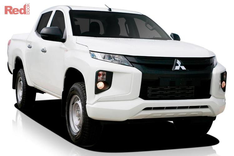 2019 Mitsubishi Triton GLX MR MY19