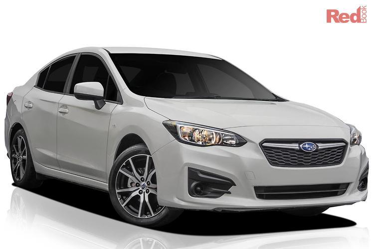 2018 Subaru Impreza 2.0I G5 MY19