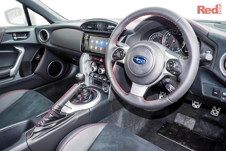 2018 Subaru BRZ Premium Z1 MY18
