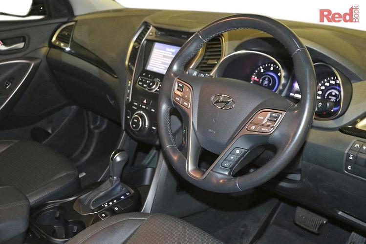 2014 Hyundai Santa FE Elite DM MY14