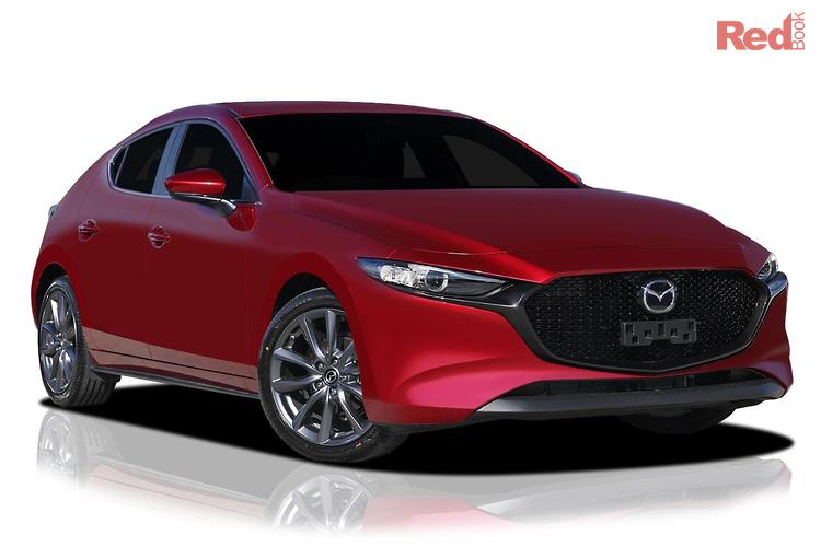 2020 Mazda 3 G20 Evolve BP Series