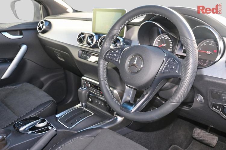 2020 Mercedes-Benz X-Class X350D Progressive 470
