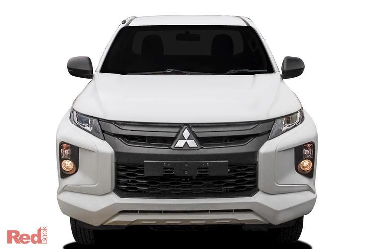 2021 Mitsubishi Triton GLX MR MY22
