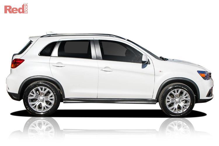 2018 Mitsubishi ASX ES XC MY19