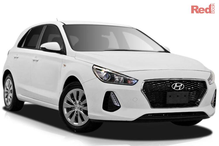 2019 Hyundai I30 GO PD MY19
