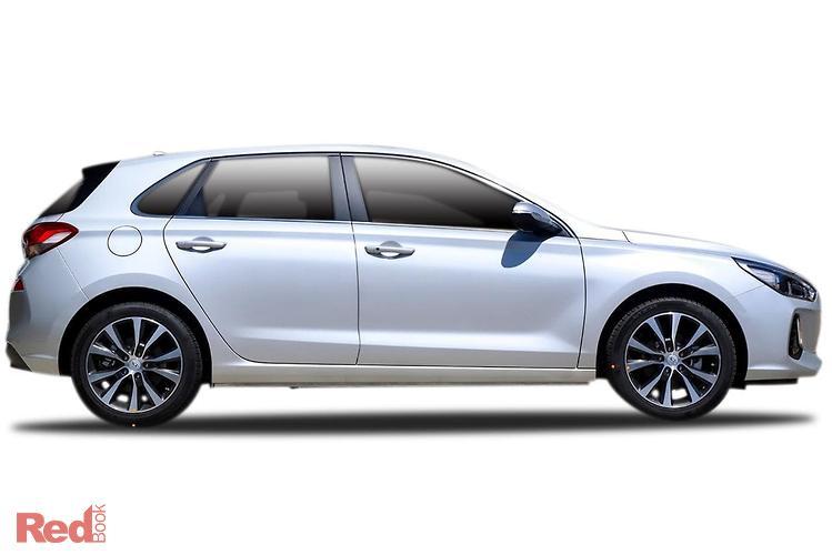 2019 Hyundai I30 Elite PD2 MY19