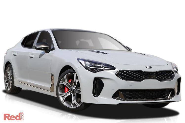 2019 KIA Stinger GT CK MY19