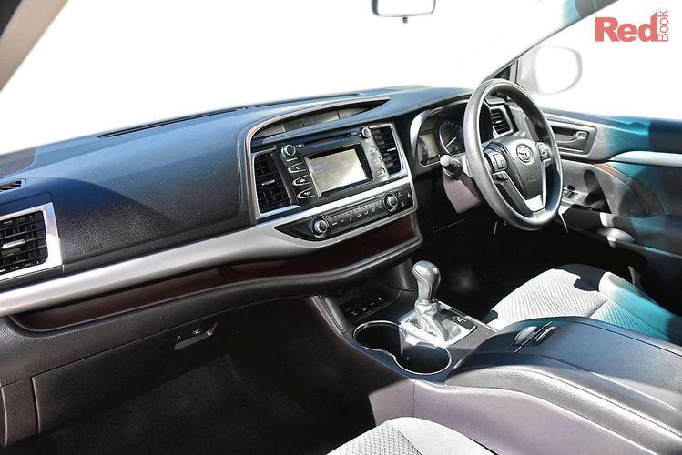 2015 Toyota Kluger GX GSU55R AWD