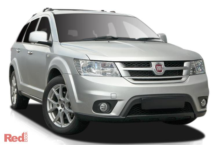 2015 Fiat Freemont Lounge JF MY15