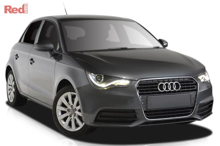 2014 Audi A1 Attraction 8X MY14