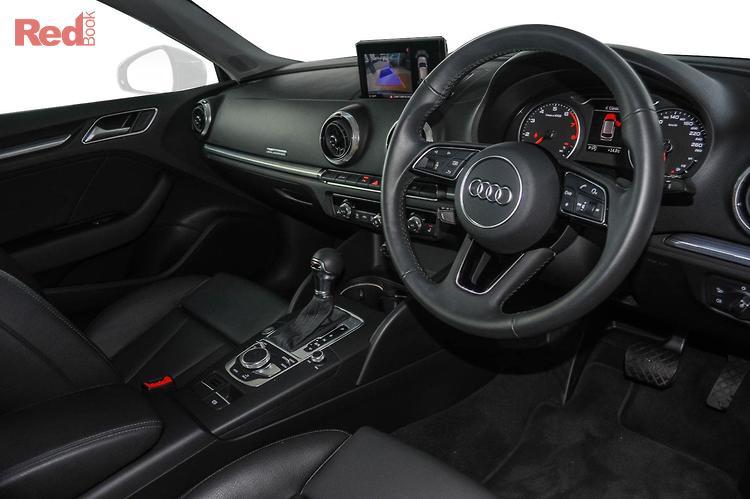 2018 Audi A3 Sportback S Tronic 8V MY18