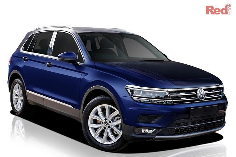 2018 Volkswagen Tiguan 132TSI Comfortline 5N MY19