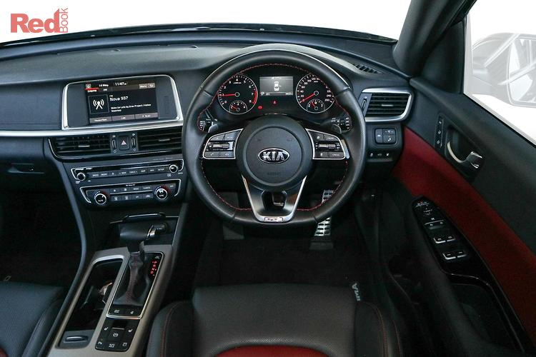 2019 KIA Optima GT JF MY19