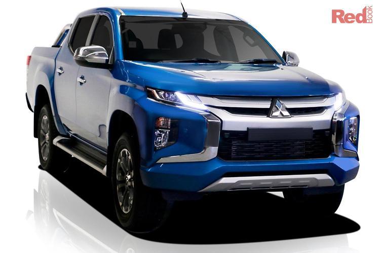 2018 Mitsubishi Triton GLS MR MY19