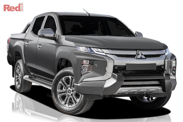 2018 Mitsubishi Triton GLS Premium MR MY19