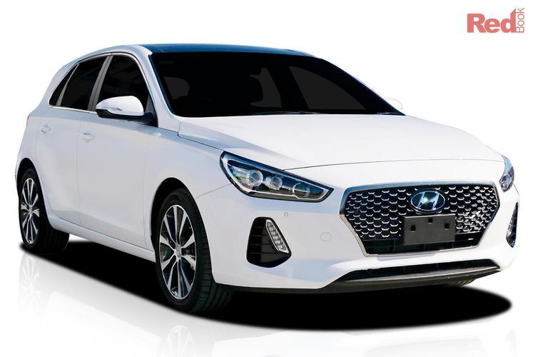 2020 Hyundai I30 Premium PD2 MY20
