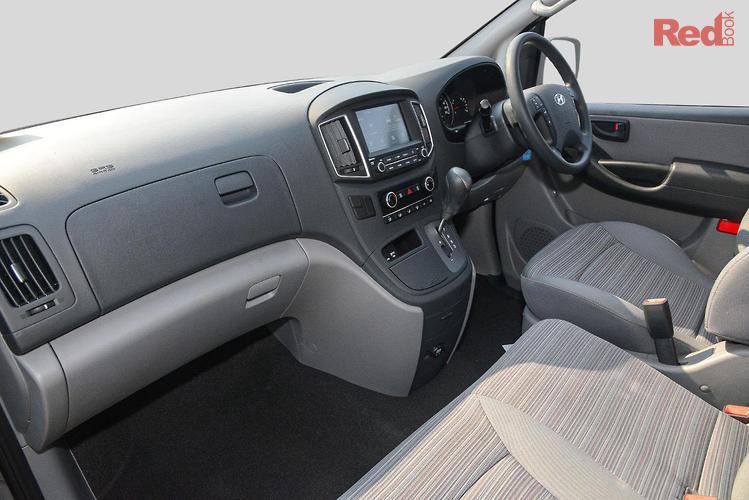 2019 Hyundai Iload TQ4 MY19