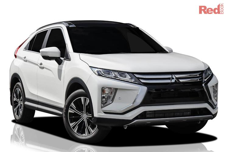 2019 Mitsubishi Eclipse Cross Exceed YA MY19