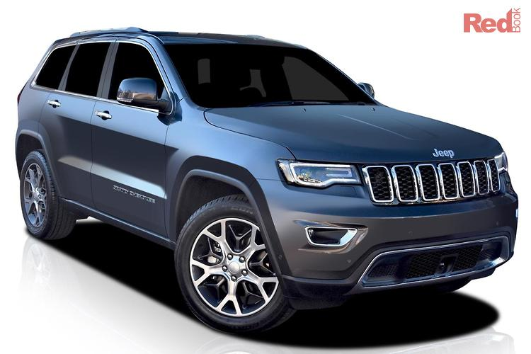 2020 Jeep Grand Cherokee Limited WK MY20 4X4 Dual Range