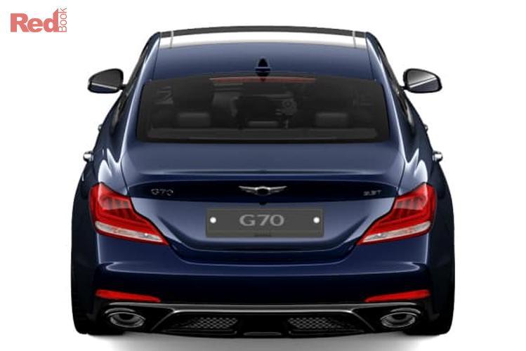 2019 Genesis G70 Ultimate IK MY19