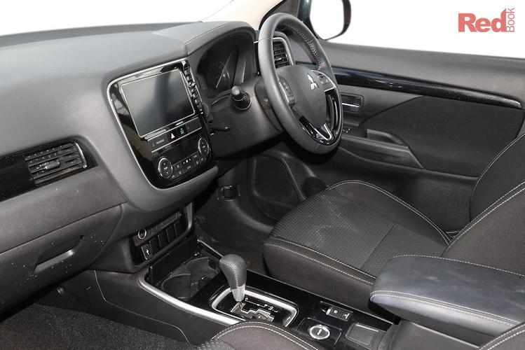 2019 Mitsubishi Outlander ES Adas ZL MY19