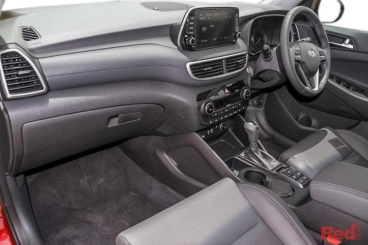 2019 Hyundai Tucson Highlander TL3 MY19 4X4 On Demand