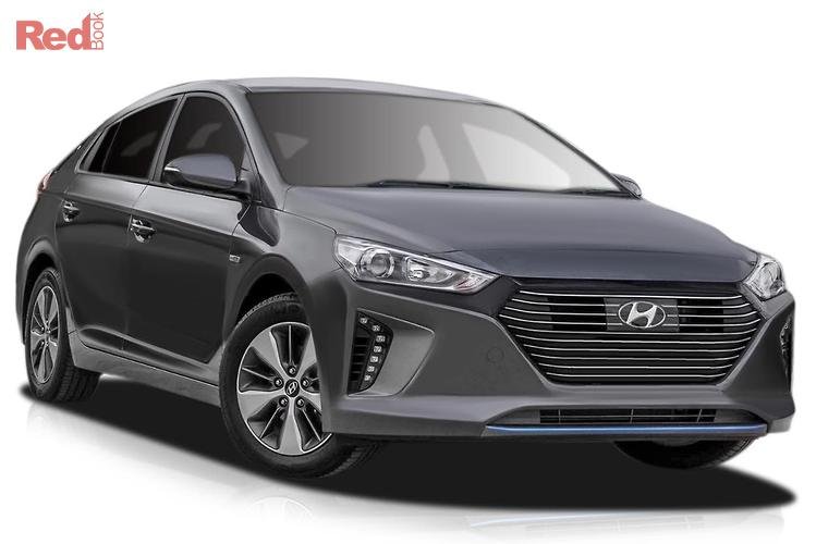 2018 Hyundai Ioniq Plug-IN Elite AE.2 MY19