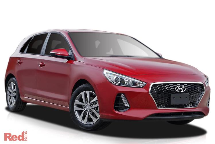 2019 Hyundai I30 Active PD2 MY19
