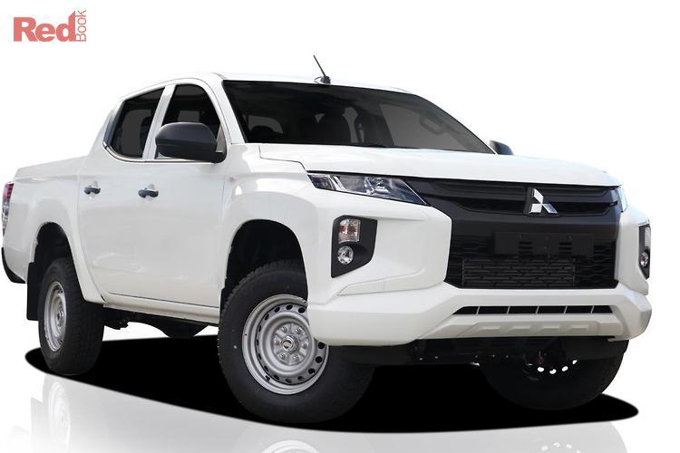 2019 Mitsubishi Triton GLX Adas MR MY19