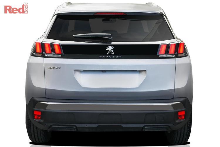 2018 Peugeot 3008 Active P84 MY19