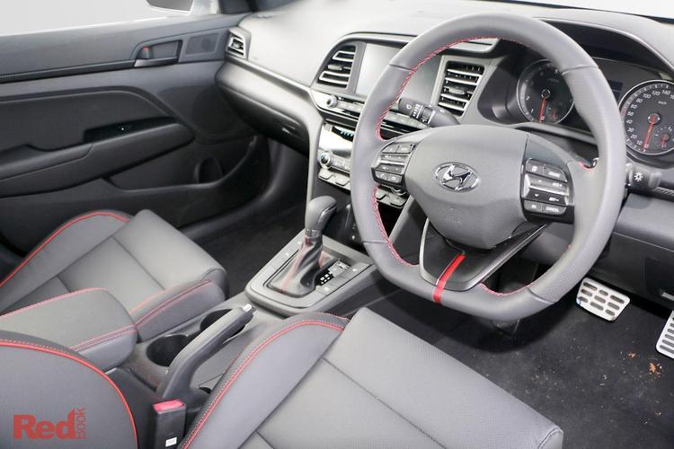 2019 Hyundai Elantra Sport Premium AD.2 MY20