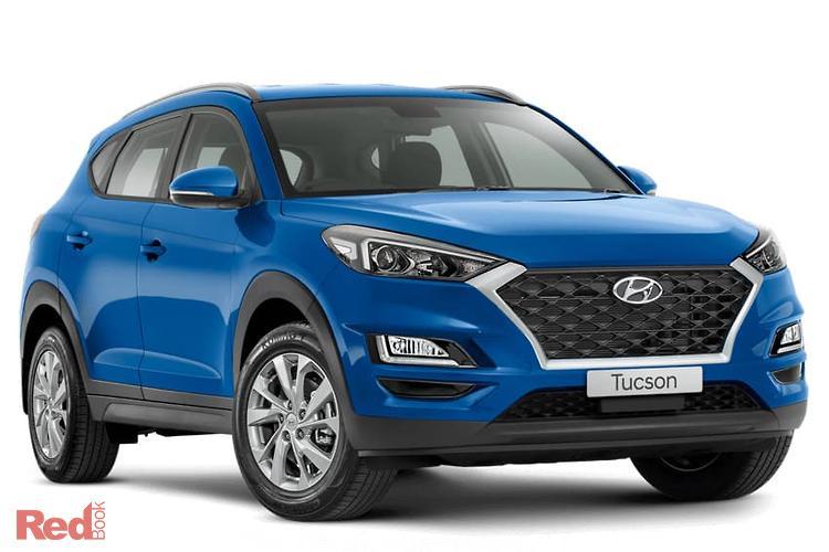 2019 Hyundai Tucson Active TL4 MY20