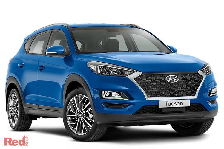 2019 Hyundai Tucson Active X TL4 MY20