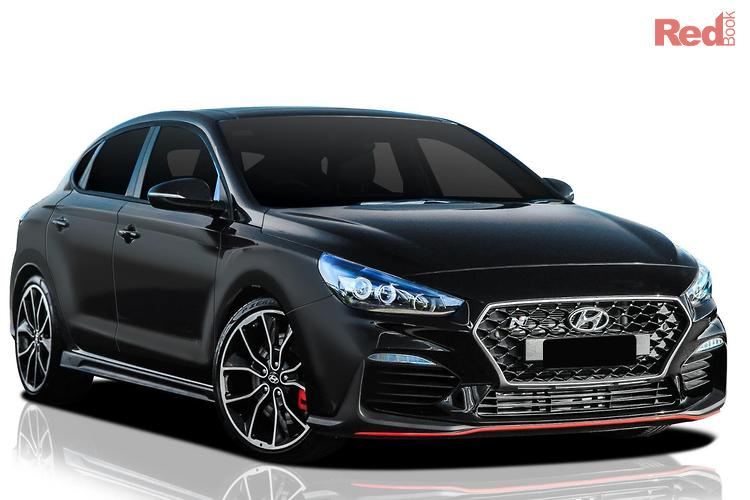2019 Hyundai I30 N Performance PDE.3 MY19