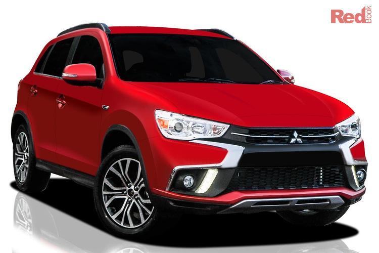 2019 Mitsubishi ASX LS XC MY19