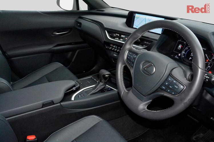 2019 Lexus UX UX200 Sport Luxury MZAA10R